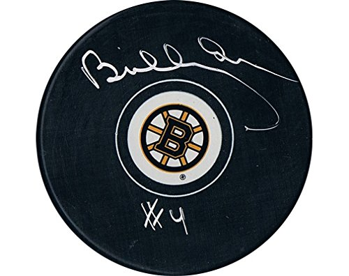 Bobby Orr Signed Hockey Puck-Official