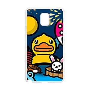 Happy Lovely B.Duck fashion cell phone case for samsung galaxy note4