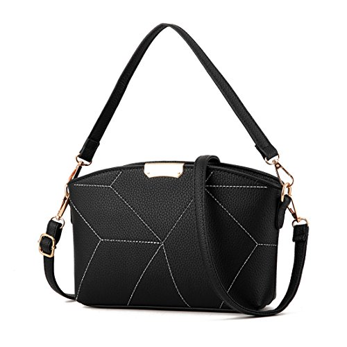 Lady Dunland Tote Womens Handbag Hobo Messenger Hand Simple Shoulder Black pattern Stone Bag BAG Purse RwCqwHBa