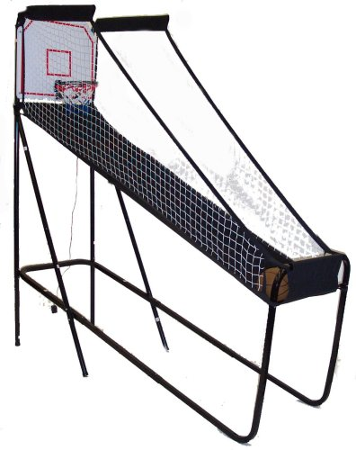 Spalding 4160 Single Shot Electronic Basketball Game