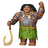 DISNEY PRINCESS Moana Swing N Sounds Maui Doll