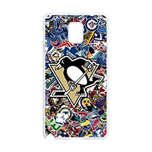 Happy NHL excellent sports Cell Phone Case for Samsung Galaxy Note4