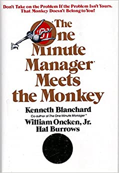 Book The One Minute Manager Meets the Monkey