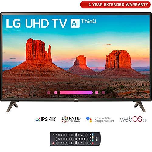LG 65UK6300 (65UK6300PUE) 65' UK6300 Smart 4K...