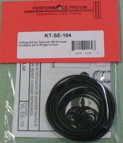 O-Ring kit for Senco SN4 Framing Nailer - KTSE104 Reliability Provin