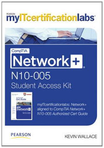 CompTIA Network+ N10-005 Authorized Cert Guide and Simulator Library and MyITcertificationlab (Authorized Cert Guide)