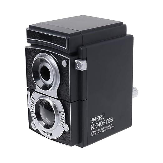 Youlin - Lápiz de Estilo Vintage y Retro para cámara de Fotos ...