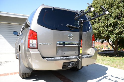 Allen Sports Deluxe 3-Bike Hitch Mount Rack (1.25 or 2-Inch Receiver) by Allen Sports (Image #2)