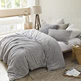 Byourbed Coma Inducer Oversized Queen Comforter - Arctic Fox - Tundra Gray