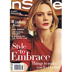 InStyle 最新号 サムネイル