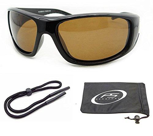 Floating Polarized Sunglasses for Fishing, Boating and Kayaking