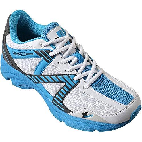 GRAY NICOLLS Velocity Spike Men's Cricket Shoe, Blue, US9.5 by Gray-Nicolls
