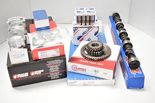 350 chevy engine gasket kit - 8