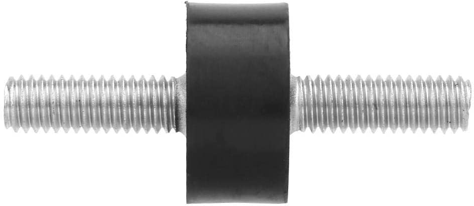 VV20 10 M6 18 M6 Gummilager m/ännlich Anti-Vibration 4 St/ück M6 Gummilager m/ännlich Anti Vibration Silentblock Auto Boot Spulen