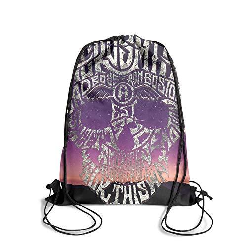 Brookefghgsh Drawstring Bag Gym Pattern String Backpack Sack Bag Drawstring Bag