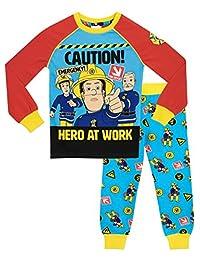 Fireman Sam Boys Fireman Sam Pajamas