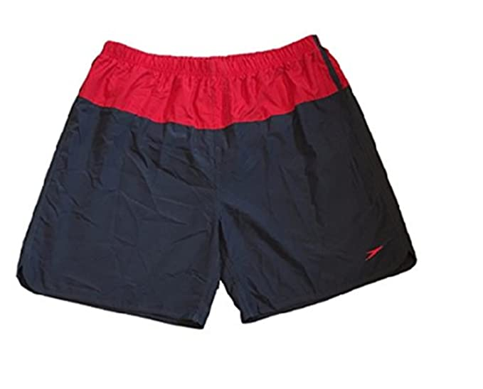 6a3e11e7ee Image Unavailable. Image not available for. Colour: Speedo Men's Aquagon Colorblock  Volley Shorts ...