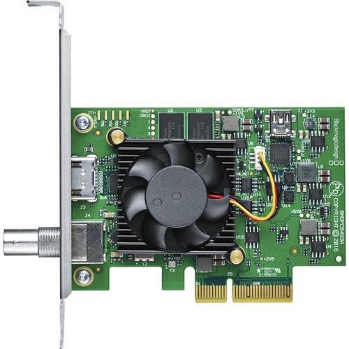 Decklink Mini grabadora 4/K por Blackmagic Design