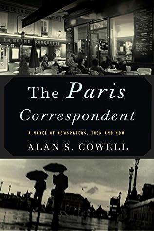 book cover of The Paris Correspondent