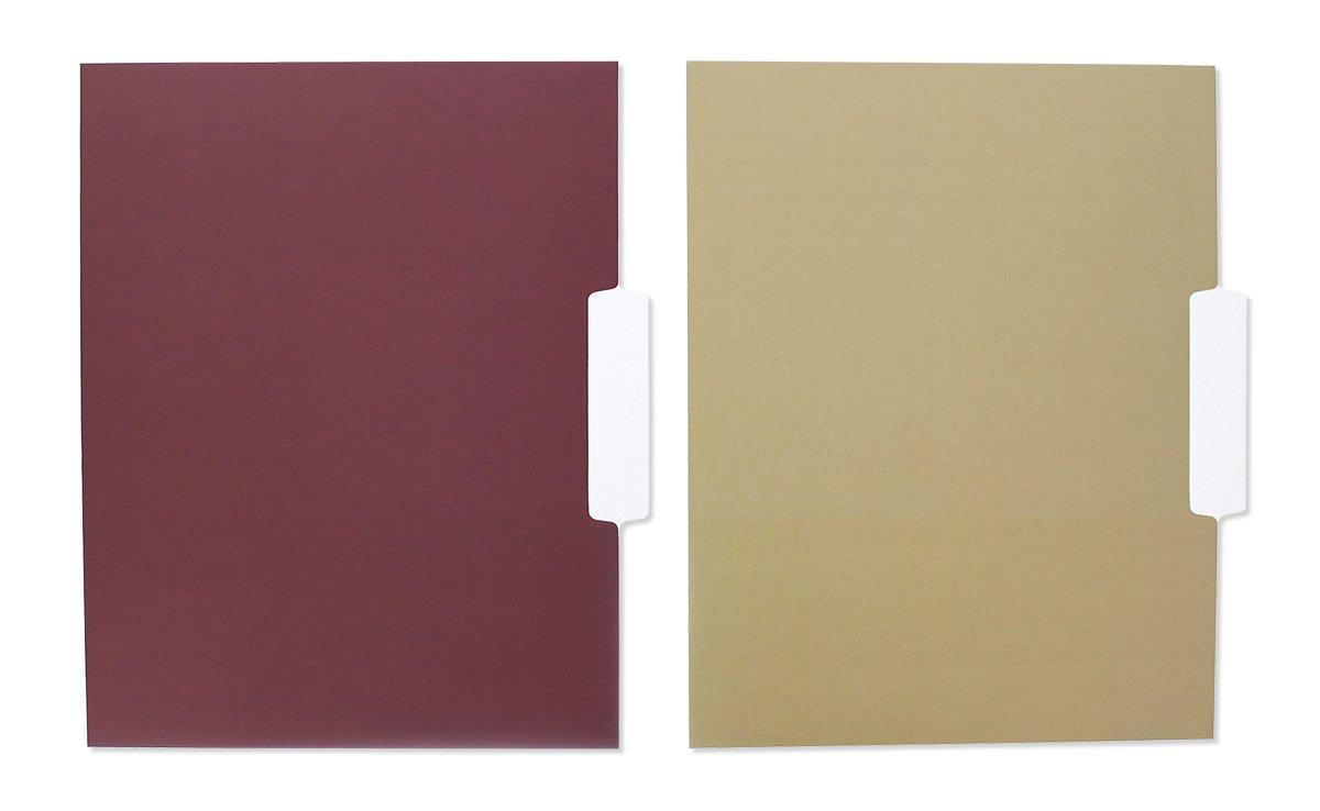 Amazon.com : Decorative File Folders Set, 12-Pack Letter Size File ...