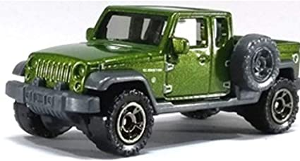2017 Matchbox /'17 JEEP GLADIATOR Lot of 5 FIVE Green