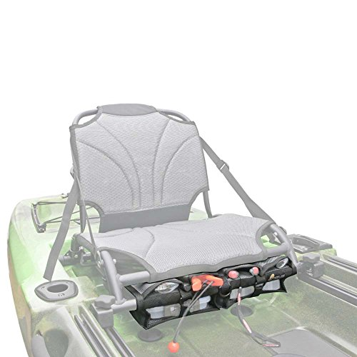 Native Watercraft Seat Tool and Tackle Organizer ASTO005 Kayak Fishing Accessory by Native Watercraft