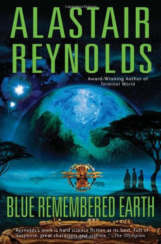 Image of Blue Remembered Earth (Poseidon's Children)