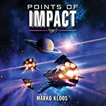 Points of Impact: Frontlines, Book 6 Audiobook by Marko Kloos Narrated by Luke Daniels