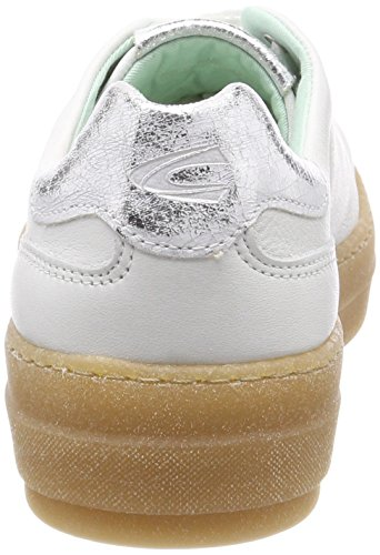 White White Women's camel 2 Top Silver Derbys 81 active vqcwzH7