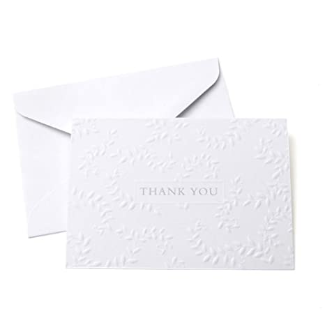thank you card sizes