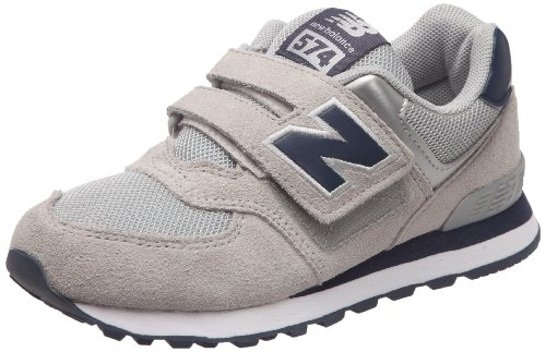 Gey mixte New Baskets Grey Navy enfant KV574GEY Gris mode Balance qwZ0Tw1