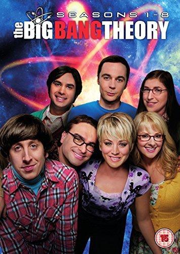 The Big Bang Theory (Seasons 1-8) - 25-DVD Box Set ( The Big Bang Theory - Seasons One thru Seven ) [ NON-USA FORMAT, PAL, Reg.2 Import - United Kingdom ] (The Big Bang Theory Season 8 Dvd compare prices)