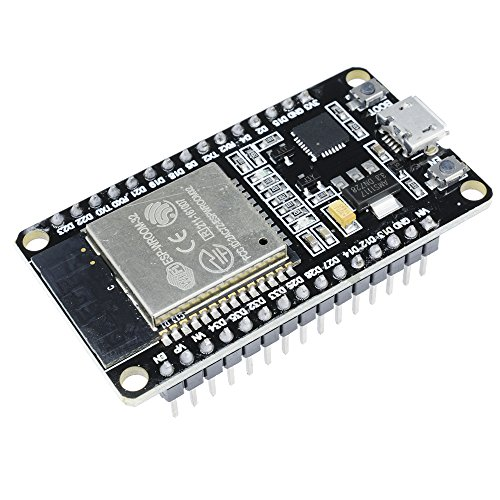 Diymore ESP-32 ESP32 Wireless WiFi Bluetooth Development Board 2.4GHz CP2102 Micro USB Dual Core Module by diymore
