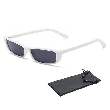 Gafas de sol Aolvo pequeñas rectangulares para cateye, gafas ...