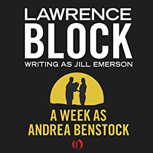 A Week as Andrea Benstock Audiobook