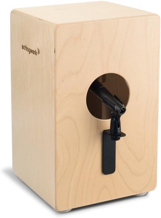 Schlagwerk CMH10 · Adaptador de micrófono para cajón: Amazon.es ...