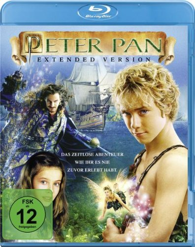 Peter Pan-Extended Version [Blu-ray] [Import allemand] [Blu-ray] - Seller: marvelio - New / Nuevo (H)