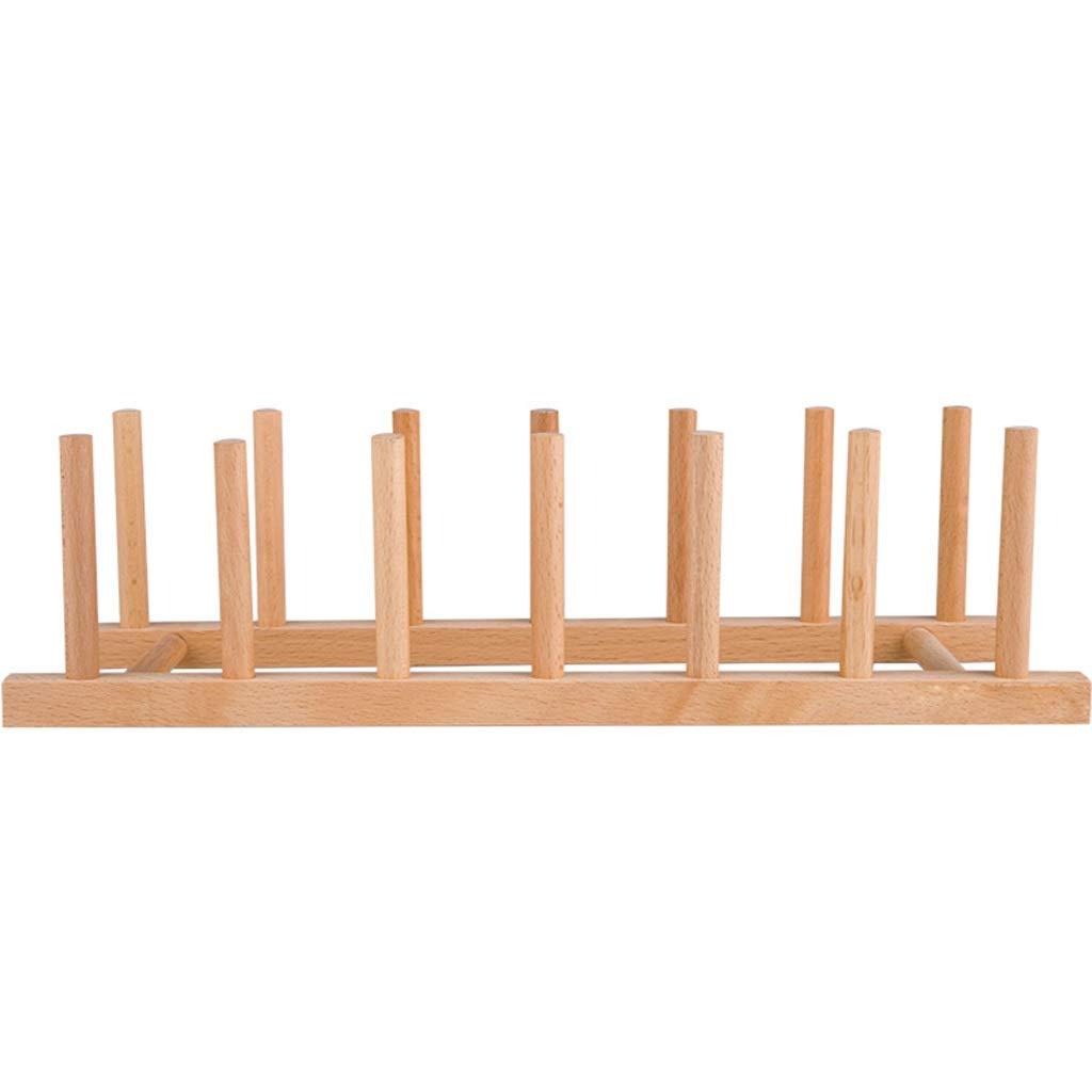 SYXYSM Wooden Cutlery Rack Bracket Bracket Lid Rack Kitchen Cabinet Rack by SYXYSM