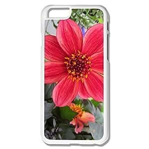 Fantastic Flower Plastic Case For IPhone 6