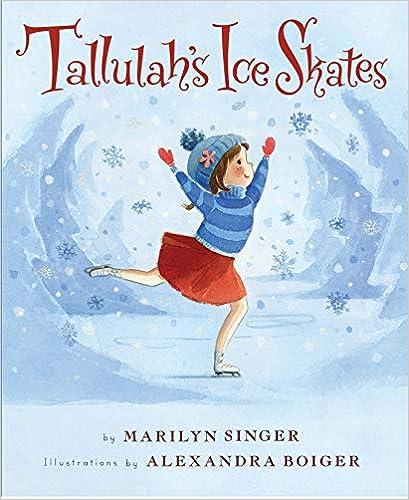 Tallulah's Ice Skates Epub Descarga gratuita
