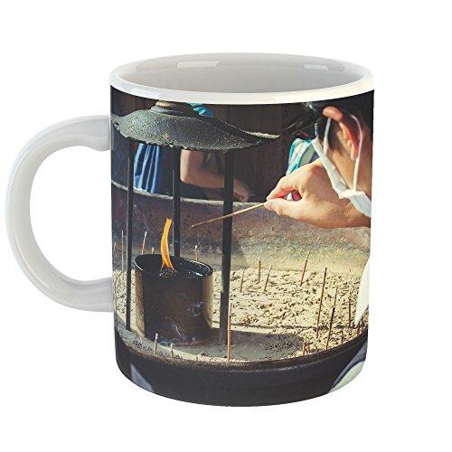 Westlake Art - Spiritual Spirit - 11oz Coffee Cup Mug - Modern Picture Photography Artwork Home Office Birthday Gift - 11 Ounce (A050-198D4) ()