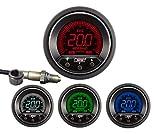 NEW Prosport 52mm Premium EVO Wideband Digital Air Fuel Ratio Kit