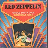 Whole Lotta Love / Immigrant Song (Belgium vinyl single in picture sleeve)