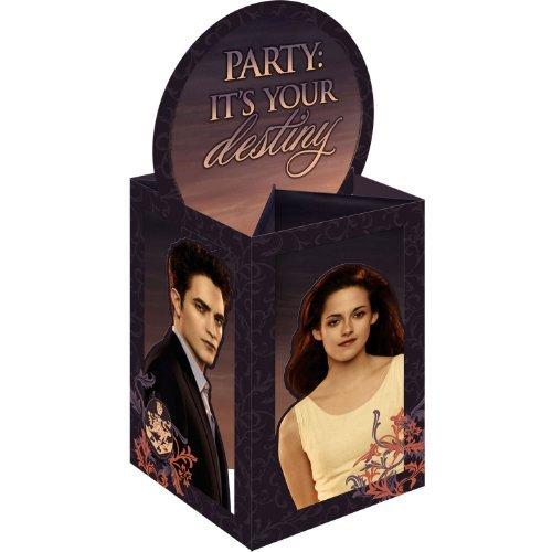 Twilight Breaking Dawn Centerpiece -