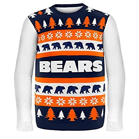size 40 9eed2 10b33 Amazon Mark Medium 2014 Bears Nfl Football Design Ugly ...