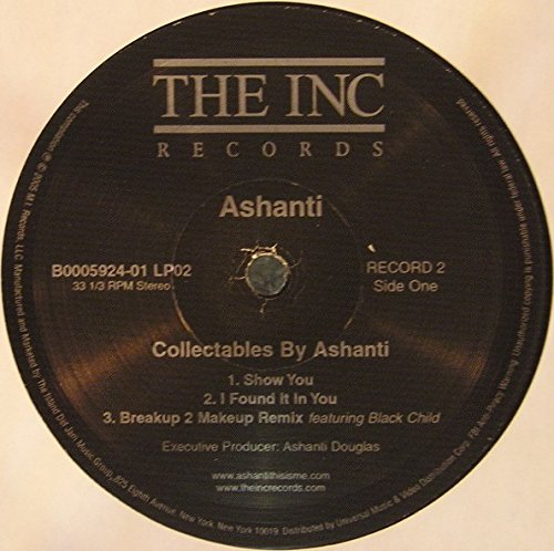 Collectables by Ashanti [Vinyl]