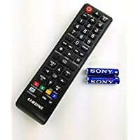 BRAND NEW SAMSUNG REPLACEMENT OEM SPEC REMOTE CONTROL MODEL AH59-02533A WITH SONY STAMINA PLUS BATTERIES
