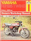 Haynes Yamaha RD125 Twins Owners' Workshop Manual, 1974 On, Shoemark, Pete, 0856963275