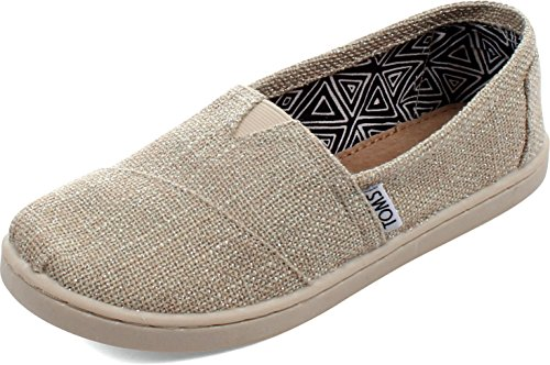 Toms - Youth Classic Slip-On Shoes, Size: 13.5 M US Little K