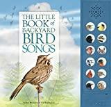 img - for The Little Book of Backyard Bird Songs book / textbook / text book
